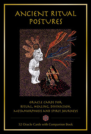 Ancient Ritual Postures Oracle Cards