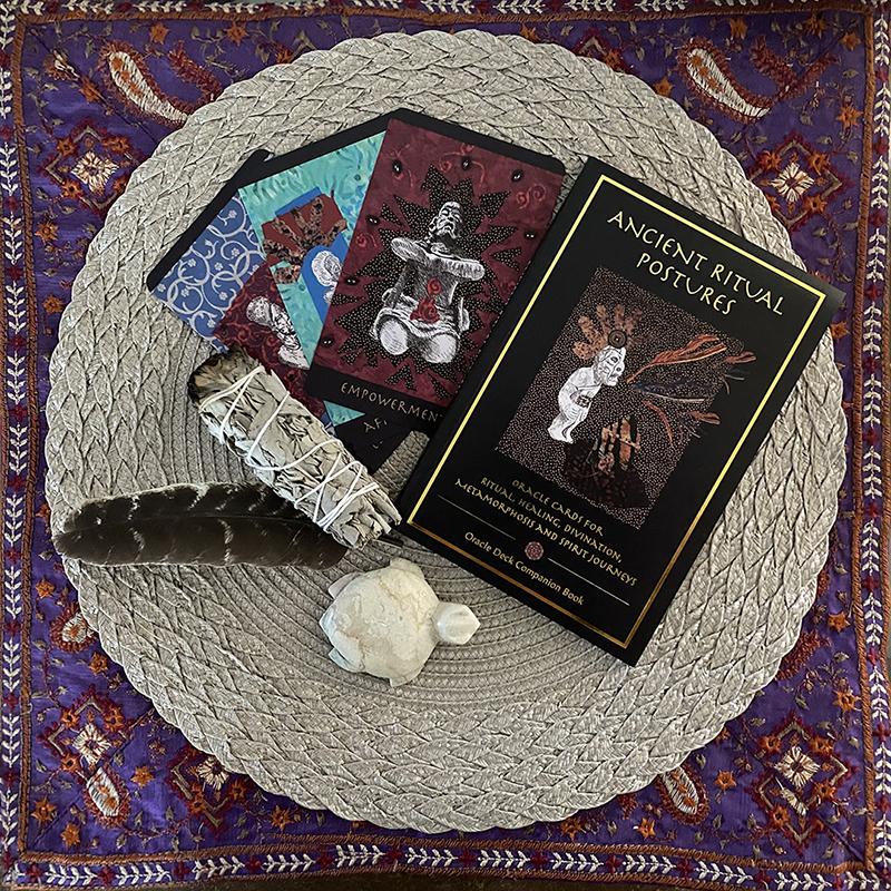Ritual Posture collage