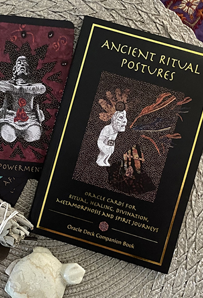 Ritual Postures Oracle Deck